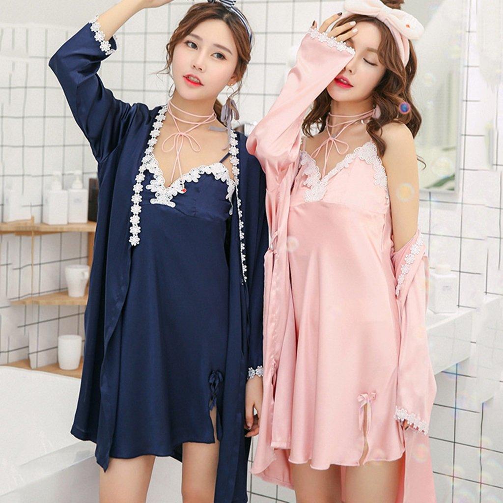 Women - pajamas Pink ALUK- Correa Tamaño de traje verano sexy ...