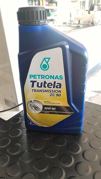Petronas, Tutela trasmission ZC 90 80W90 API GL 3 – Aceite para ...