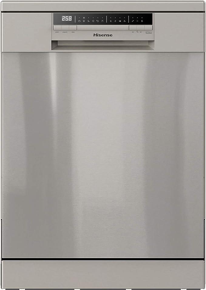 Hisense HS60240X - Lavavajillas Clase A++, Capacidad para 13 servicios