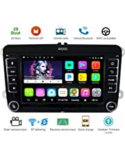 Android ATOTO A6 Android Audio/vidéo de Navigation avec 2 x Bluetooth - pour Certains Volkswagen/VW - Premium A6YVW710PB 1G/16G Multimédia de Divertissement de Voiture Radio, WiFi, 256G SD Support