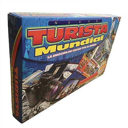 Turista Mundial - Juego de Mesa- Board Game - En Español - Fotorama - Edición Nuevo