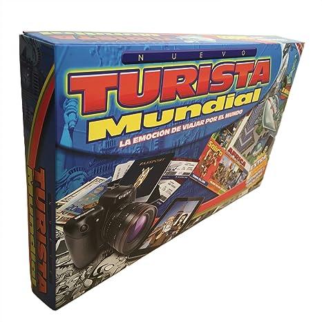 Amazon Com Turista Mundial Juego De Mesa Board Game En Espanol