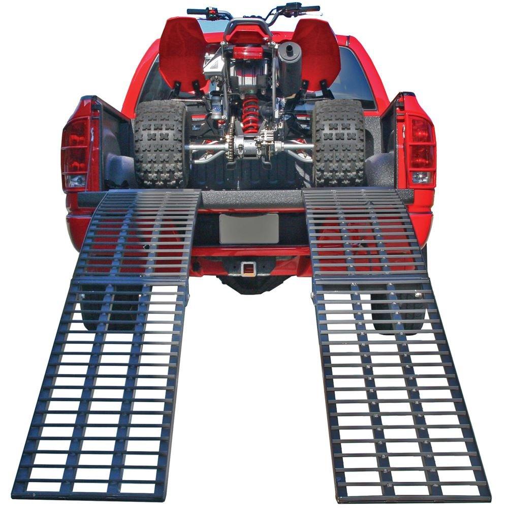 Black Widow BW-10817-HD-2 108' Extra Wide Off-Road ATV Loading Ramp by Black Widow (Image #6)