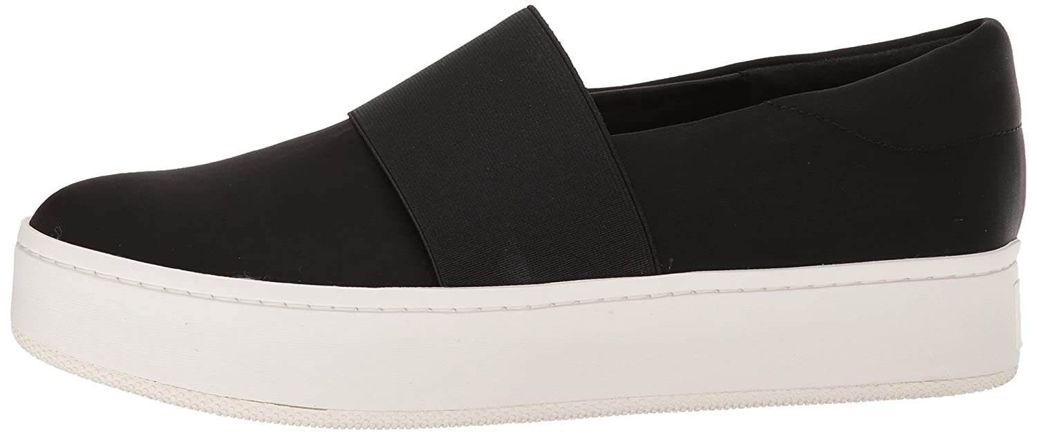 Via Sneaker Spiga Women's Traynor Slip Sneaker Via B075382XC7 8.5 B(M) US|Black Canvas 0be3c1
