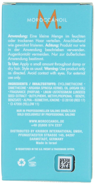 moroccanoil oil treatment 1er pack 1 x 25 ml beauty
