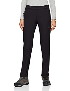 c7adf7f5ec The North Face Tanken Softshell Pantalons Femme, TNF Black, FR : XS (Taille