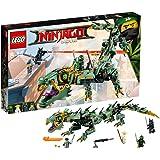 LEGO 乐高  拼插类 玩具  Ninjago 幻影忍者系列 绿忍者的飞天机甲神龙 70612 8-14岁