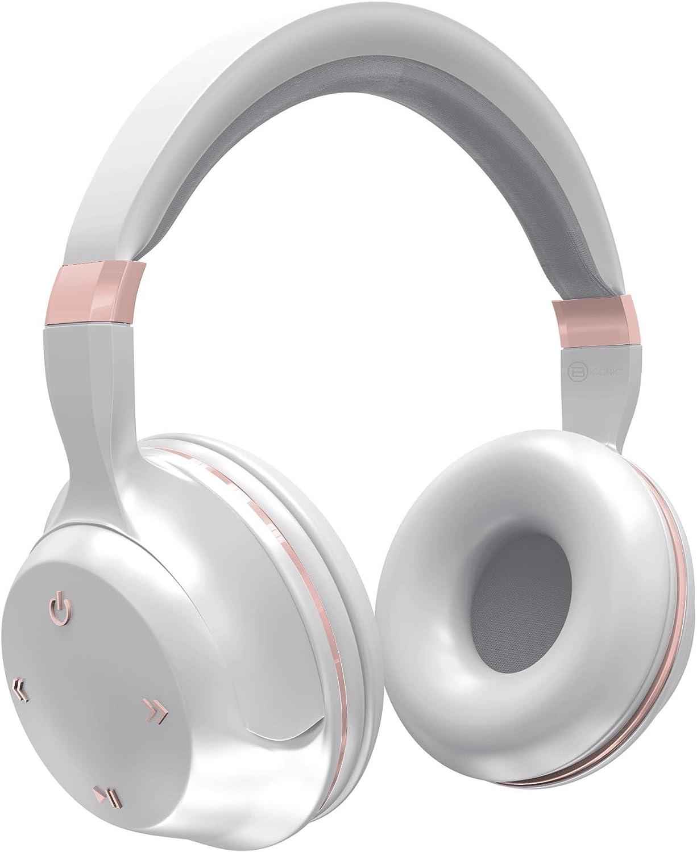 Biconic - Auriculares estéreo con Bluetooth, manos libres, control inalámbrico: Amazon.es: Electrónica