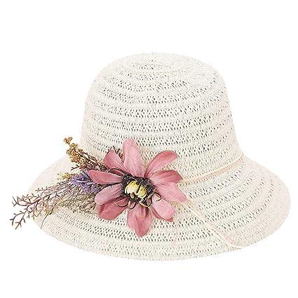 434d36ec Summer Beach Sun Hats Clearance!Quaanti Packable Womens Wide Brim Floppy Beach  Sun Visor Hat