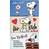 Snoopy Collection - Schokolade 3er Set, 3 x 40g