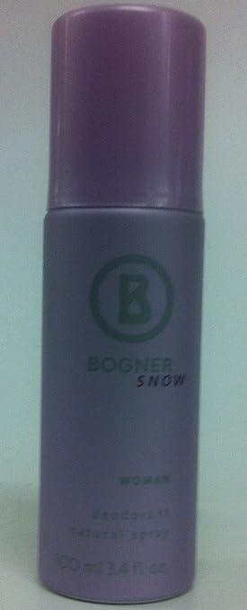 arriving classic style factory authentic Bogner Snow Woman Deo-Spray Deodorant 100 ml Rarität: Amazon ...