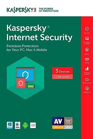لبرنامج الحماية Kaspersky Internet Security
