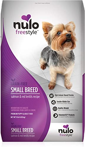 Nulo-Small-Breed-Dry-Dog-Food-Grain-Free