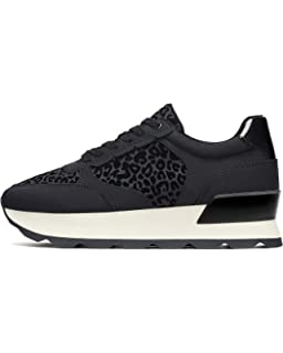 f6970cb28ace8 Zara Women's Split Suede Platform Sneakers 5417/301: Amazon.co.uk ...