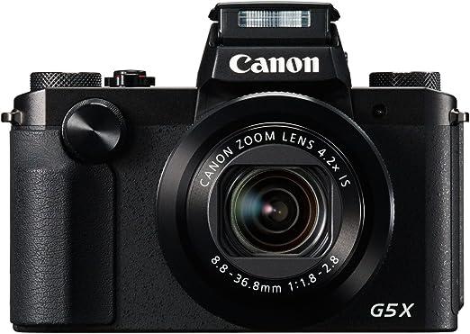 Canon Powershot G5 X Digitalkamera 3 Zoll Schwarz Kamera