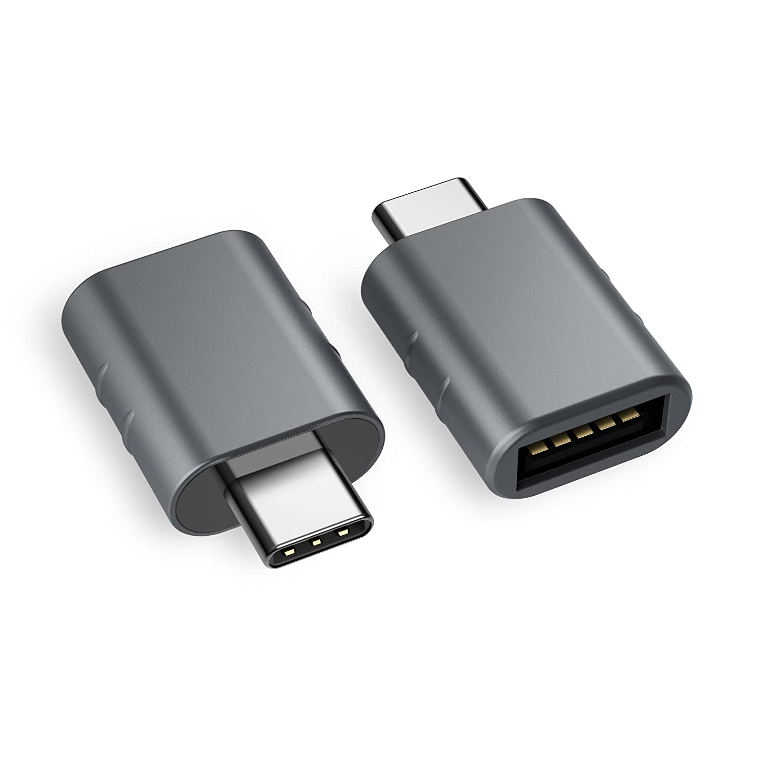Afholte Amazon.com: Syntech USB C to USB Adapter [2-Pack], Thunderbolt 3 JG-23