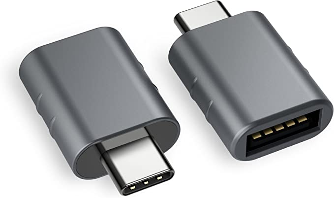 Syntech USB C to USB Adaptor, Space grey: Amazon.de: Computers & Accessories