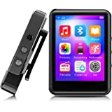 MP3Player, MP3 Player with Bluetooth, 32GB Portable Music Player with FM Radio/Recorder, HiFi Lossless Sound Quality, 2…