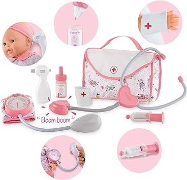 Amazon.es: Corolle Mi Gran muñeco 140330 – Estuche Grande de Doctor para bebé 36/42 cm: Juguetes y juegos