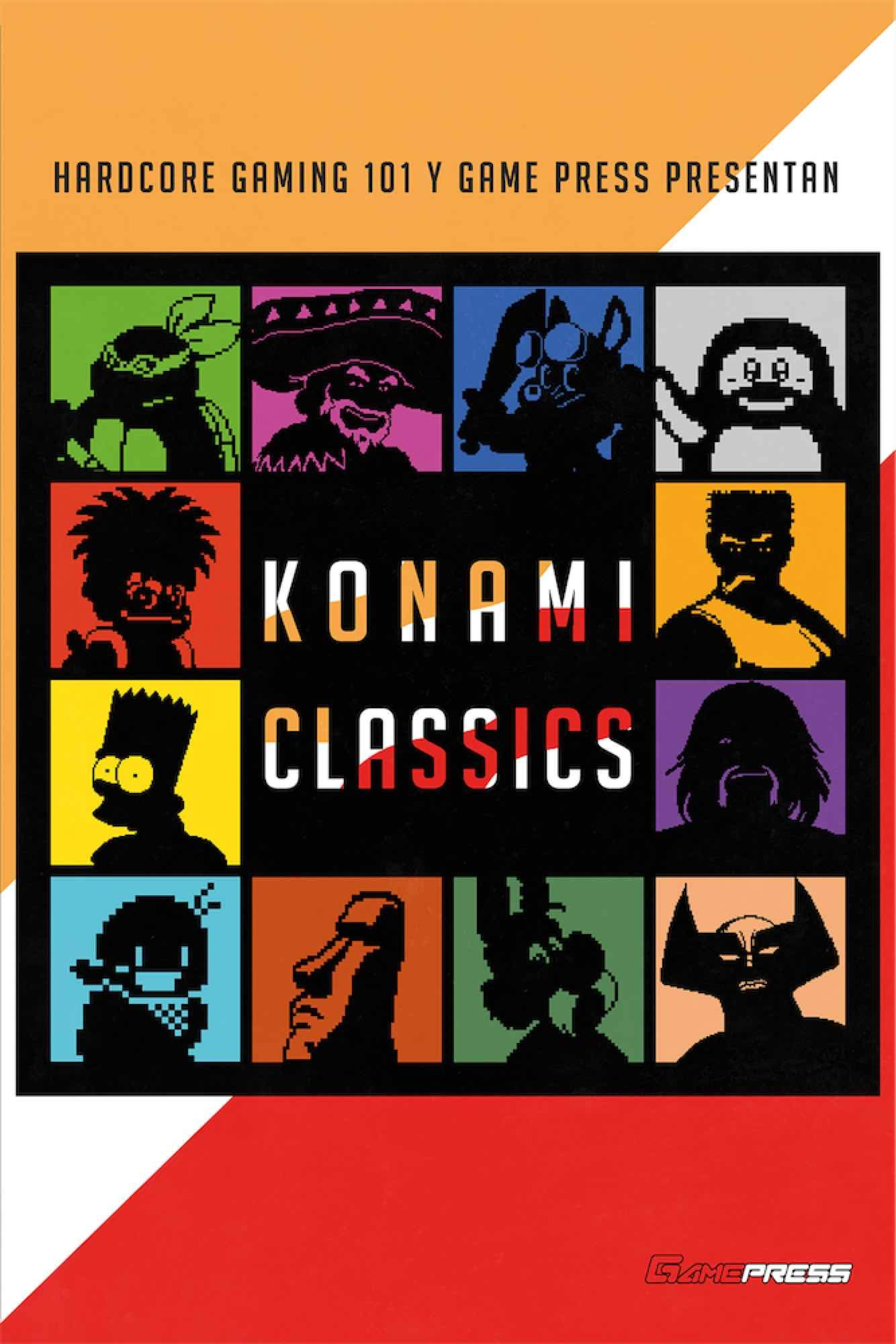 Konami Classics: Hardcore Gaming 101 y Game Press presentan ...