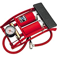 Diswa Foot Air Pump Heavy Compressor Cylinder Bike,Car,Cycles All Other Vehicles Air Pump