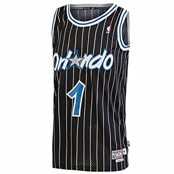 Camiseta de baloncesto NBA Orlando Magic Hardaway 1 negro a46444: Amazon.es: Deportes y aire libre