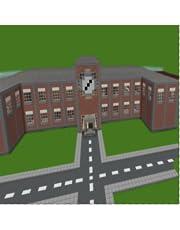 School Mod Map For MCPE - Minecraft
