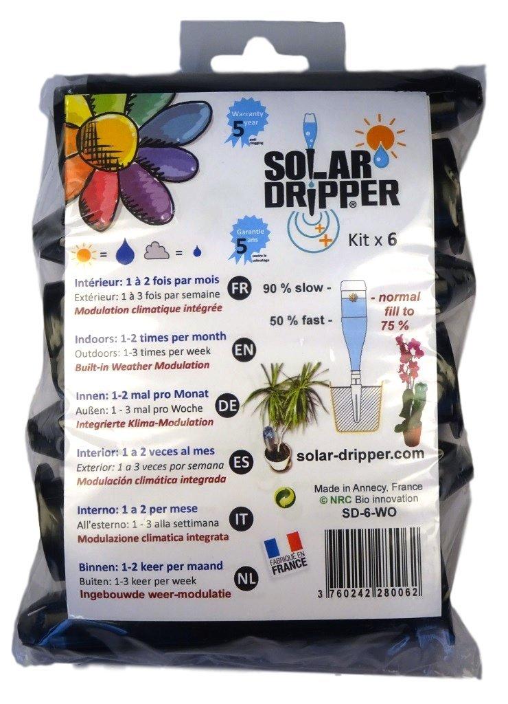 Solar-Tropfer SD vo 6