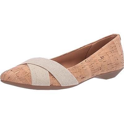 Amazon.com | Anne Klein Women's Oalise Ballet Flat | Flats