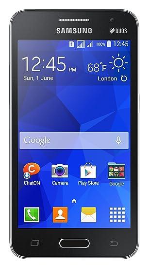 Samsung Galaxy Core 2 Black 4gb Amazon In Electronics