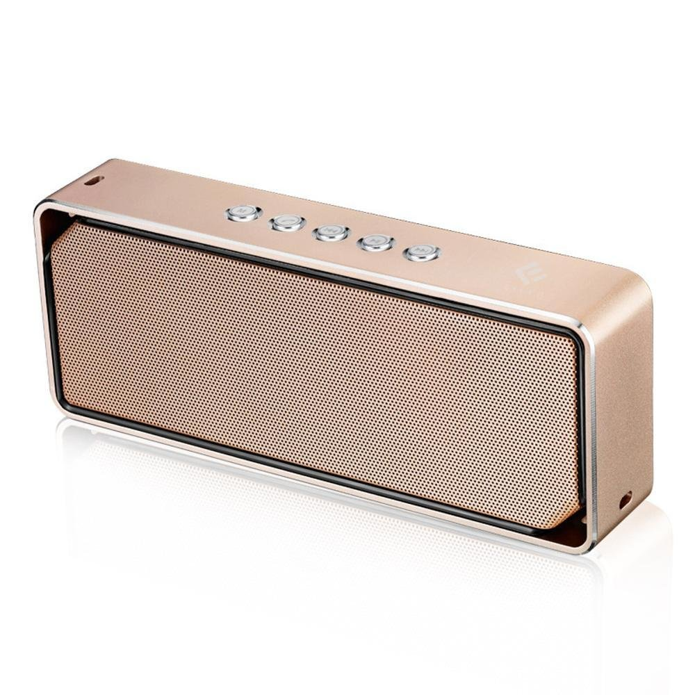 Kaxima Wireless Bluetooth Speaker Car Mini Desktop support card compatible with most Bluetooth device operating systems