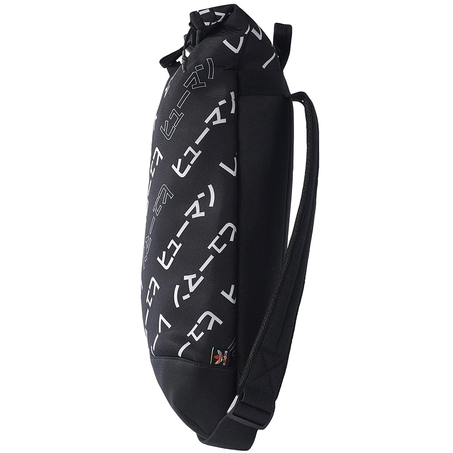 adidas Originals Pharrell Williams Human Race Roll Up Backpack   Amazon.co.uk  Shoes   Bags 33e24516b72a6
