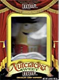 M&M Nutcracker Sweet Yellow Candy Dispenser Limited Edition