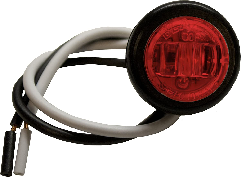 Blazer C322R LED Mini Clearance Light Red