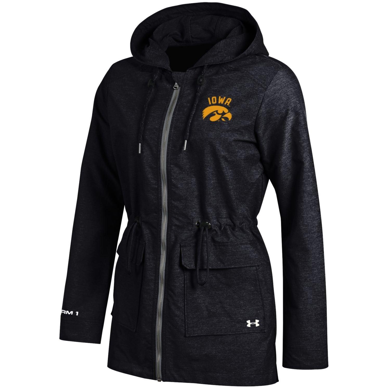 Under Armour Womens NCAA Storm1 Twill Parka Jacket