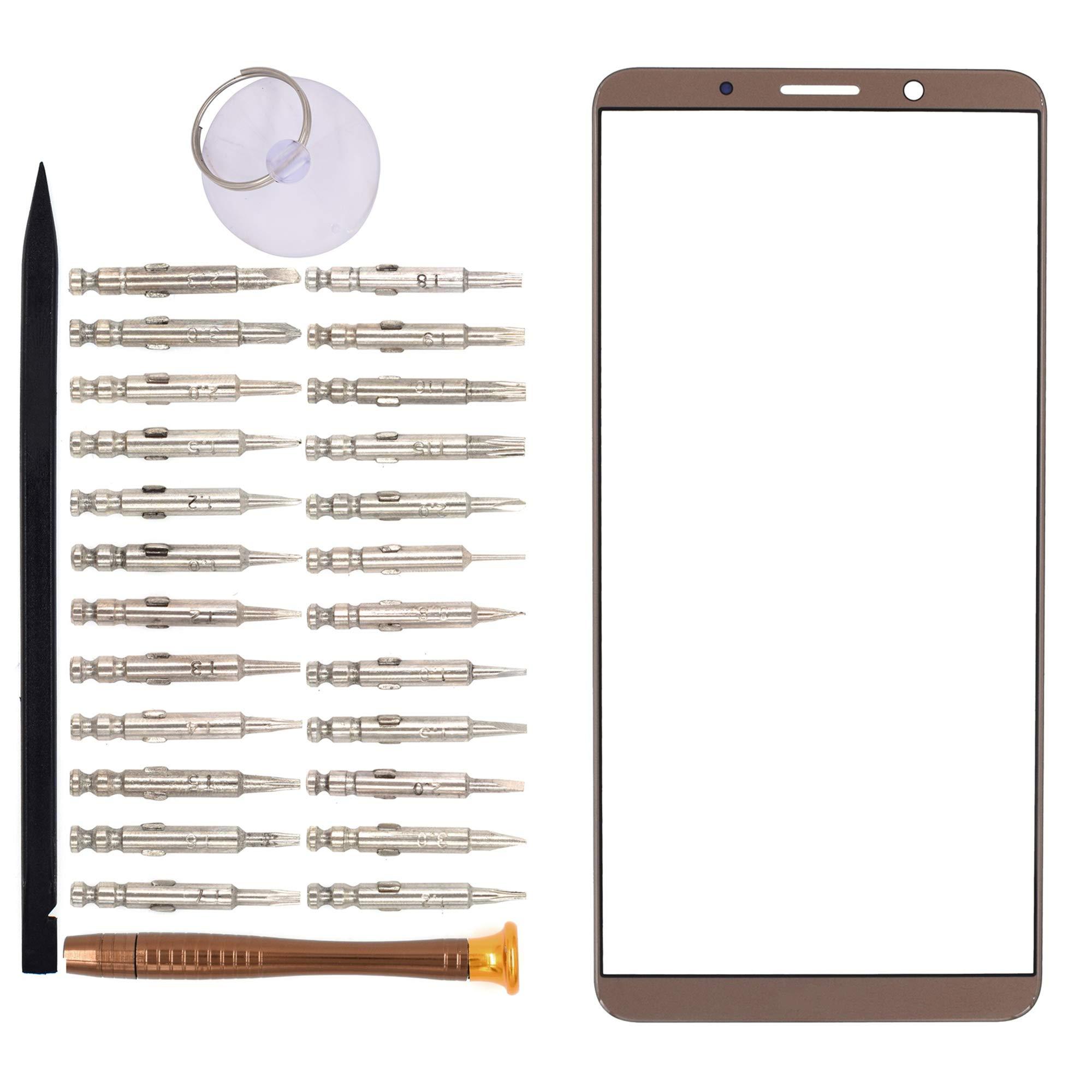 Vidrio Frente Para Huawei Mate 10 Pro Marron [goodyitou]