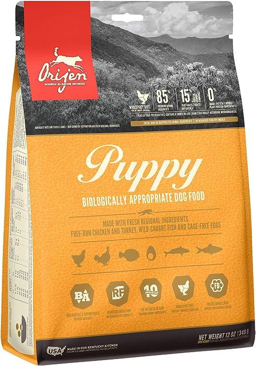 Amazon Com Orijen Dry Dog Food Puppy Biologically Appropriate