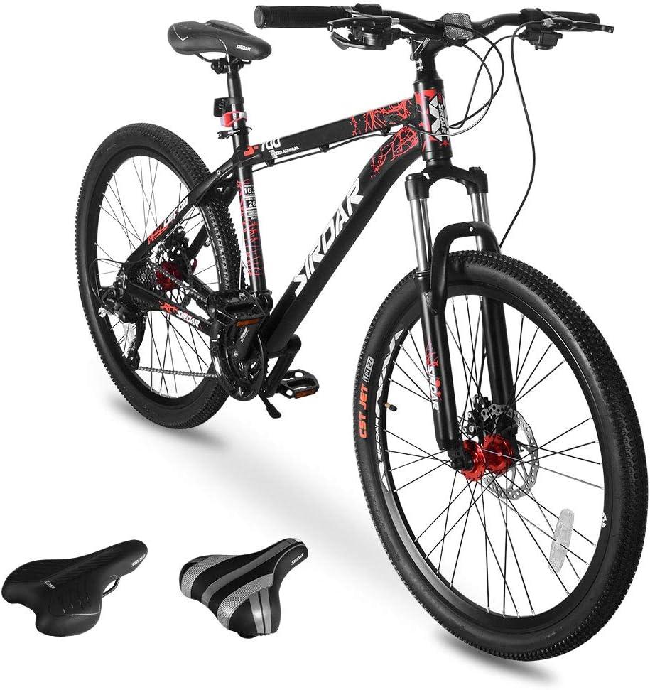 Box Bicycle Cycle Bike Three Brake Kit Red