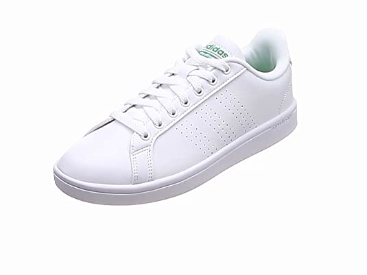 adidas NEO Herren Advantage Clean Vs Sneakers, BlancoAzul