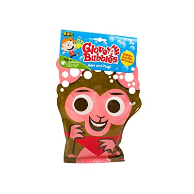 Glove A Bubble Wave and Play (Monkey): Toys & Games