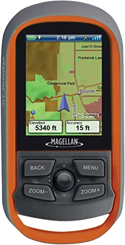 Magellan CX0310SGXNA eXplorist 310 Waterproof Hiking GPS review