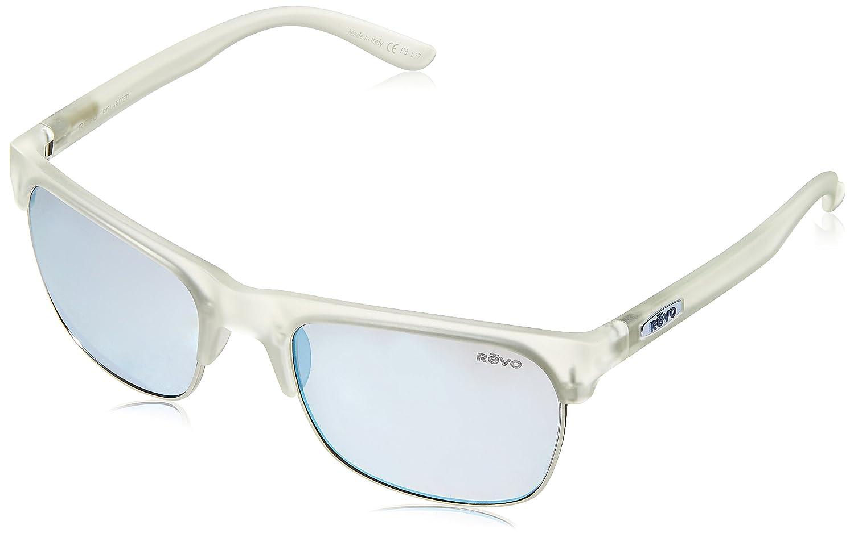 7983ca093f Amazon.com  Revo Unisex RE 1065 Ryland Wayfarer Polarized UV Protection  Sunglasses