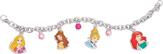 40 Princess Shoe Charms Girls Party Package PLUS 5 Bracelets