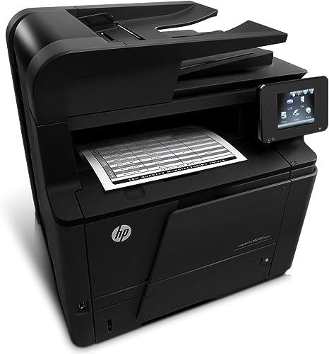 HP LaserJet Pro ePrint 400 MFP M425dn - Impresora multifunción ...