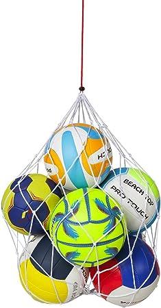 Pro Touch 9 de balón de Red de Transporte, Color Blanco, One Size ...