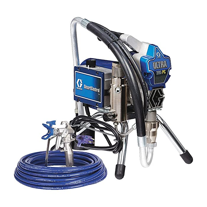 Best Professional Airless Paint Sprayer: Graco Ultra 395 Stand Electric Sprayer