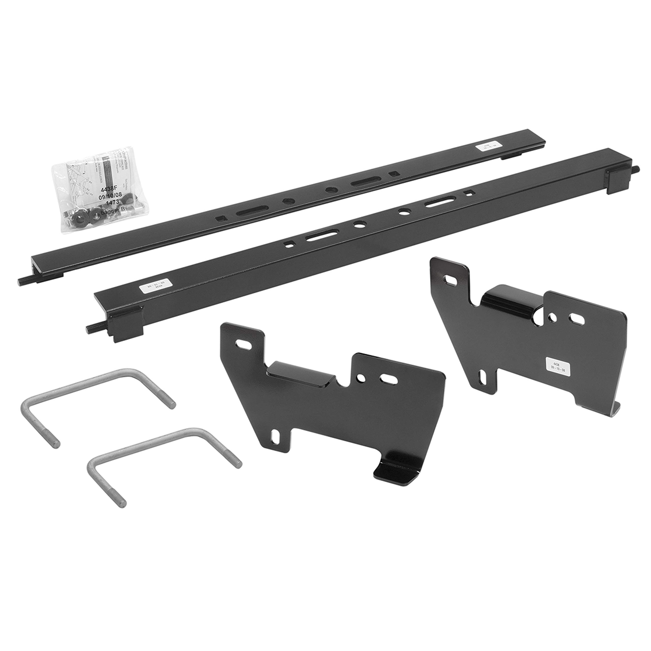 Draw-Tite 4438 Gooseneck Rail Kit for Dodge/Ram by Draw-Tite