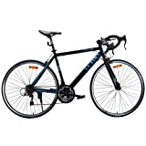 Goplus Commuter Bike Road Bike Quick Release Aluminum 700C Shimano 21 Speed