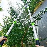 KSEIBI 28-40 in. Extendable Anvil Pruning Lopper