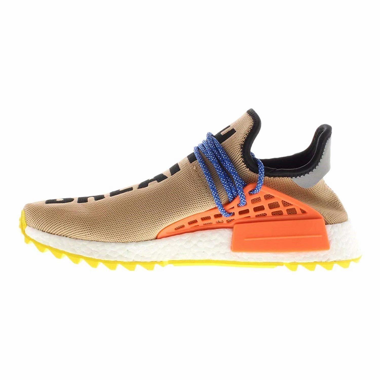 Woherren Casual Breathable Turnschuhe Lightweight Trail Human Race Pharrell schuhe Free Fashion Turnschuhe Breathable braun EU38 c3216b